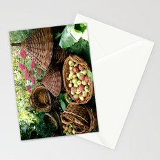The Basket Weaver's Bounty Stationery Cards