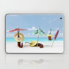 The Red, the Hot, the Chili on the beach Laptop & iPad Skin