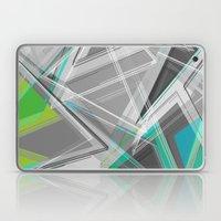 ∆Green Laptop & iPad Skin
