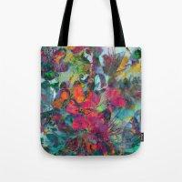Flourishing Tote Bag