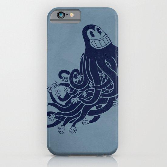 Octadecapus iPhone & iPod Case