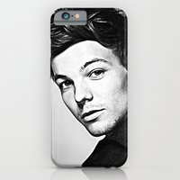 iPhone & iPod Case featuring Louis Tomlinson by D77 The DigArtisT