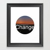 Unsolicited Reminder : C… Framed Art Print