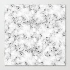 Real Marble  Canvas Print