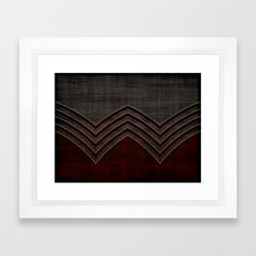 Royalgrunge Framed Art Print