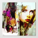 Femme Fatal Canvas Print