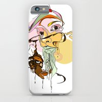 iPhone & iPod Case featuring Melt by DAndhra Bascomb