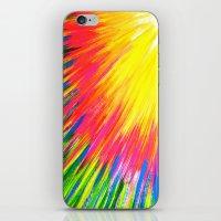 Lightning Rays iPhone & iPod Skin