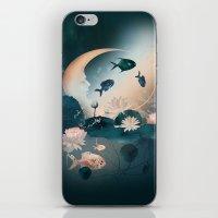 Lake Sleeps iPhone & iPod Skin