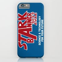 Stark Banner 2012 iPhone 6 Slim Case