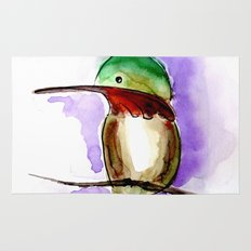 Hummingbird A Rug