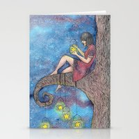 Star Collector Stationery Cards