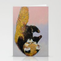 Red Panda Cub Stationery Cards