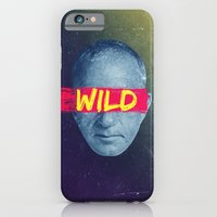 Vintage Quotes Collection -- Wild iPhone 6 Slim Case