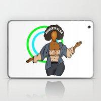 Roberta Flax Laptop & iPad Skin