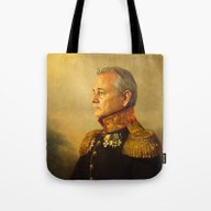 Bill Murray - Replacefac… Tote Bag