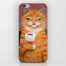 MR. SUSHI iPhone & iPod Skin