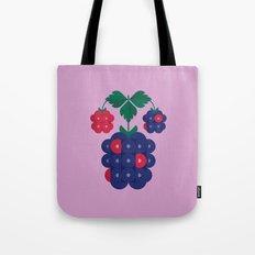 Fruit: Blackberry Tote Bag