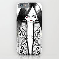 Ma Petite Japonaise iPhone 6 Slim Case