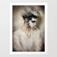 The Shade of Havisham Art Print