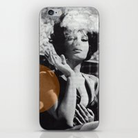 Come For Me, Darling iPhone & iPod Skin