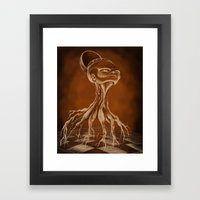 Escape II Framed Art Print