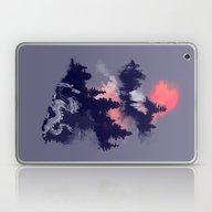 Laptop & iPad Skin featuring Samurai's Life by Budi Kwan