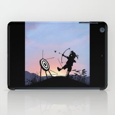 Hawkeye Kid iPad Case