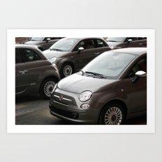 2009 - Serial Killers I - E=Fiat2 Art Print