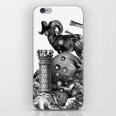 Pagan wiccan iPhone & iPod Skin
