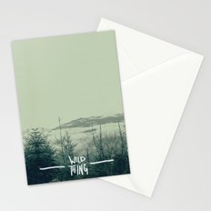 Wild Thing: Skagit Valley, Washington Stationery Cards