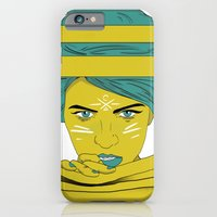 She's Always Watching  iPhone 6 Slim Case