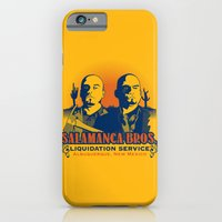 iPhone & iPod Case featuring Salamanca Brothers by Grady