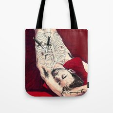 You Can't Hurt What's Not There Tote Bag