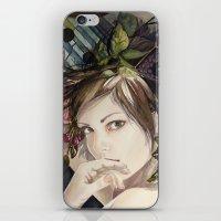 Lusting Love iPhone & iPod Skin