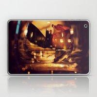 GLASS ROSE Laptop & iPad Skin