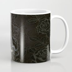 Day of The Dead Woman Mug