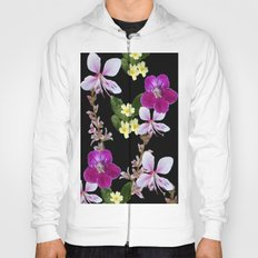 FLOWERED PHOTO DESIGN Hoody