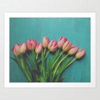 Spring Forward Art Print