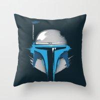 Jango Throw Pillow