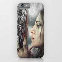 iPhone & iPod Case featuring The Other by Justin Gedak