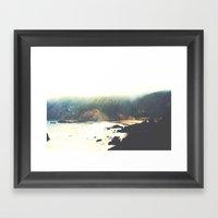 Cannon Beach Framed Art Print
