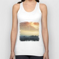 Layers Of Silence Unisex Tank Top