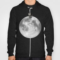 Lost In A Space / Moonel… Hoody