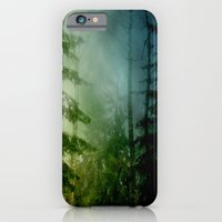 Blue Pines iPhone 6 Slim Case
