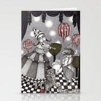 Alice's After Tea Concer… Stationery Cards