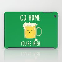 The UnBEERable Truth! iPad Case