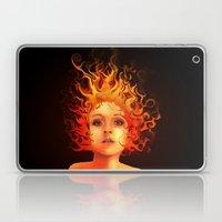 Flame Princess Laptop & iPad Skin
