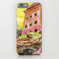 Red Mountain iPhone 6 Slim Case