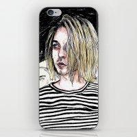 I'm Not Like Them, But I… iPhone & iPod Skin